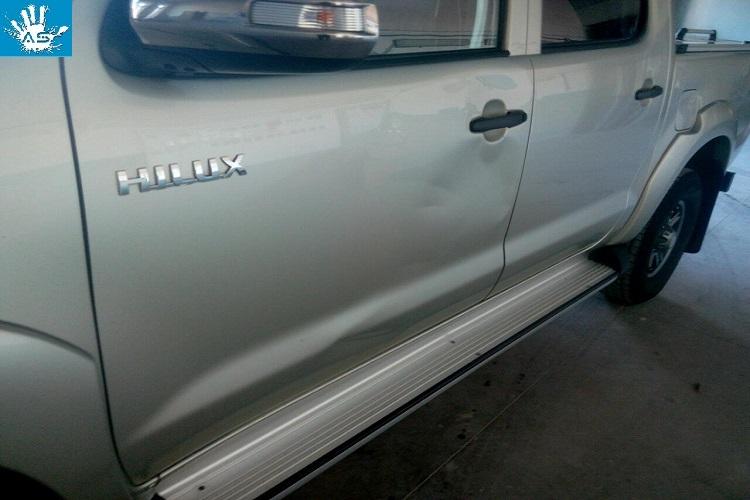 Toyota Hilux pokraska